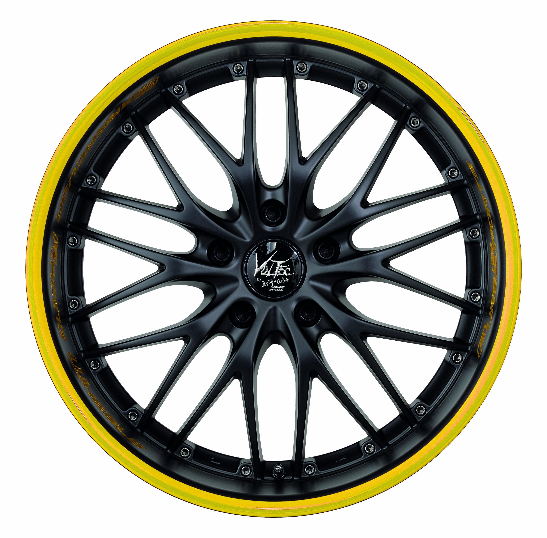 Barracuda Voltec T6 SUV black yellow