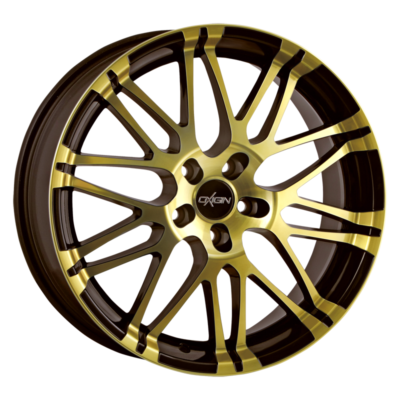 Oxigin 14 Oxrock brown gold polish