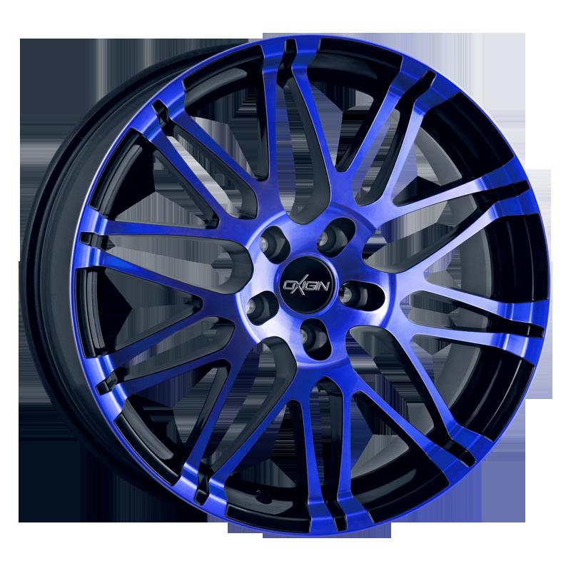 Oxigin 14 Oxrock blue polish
