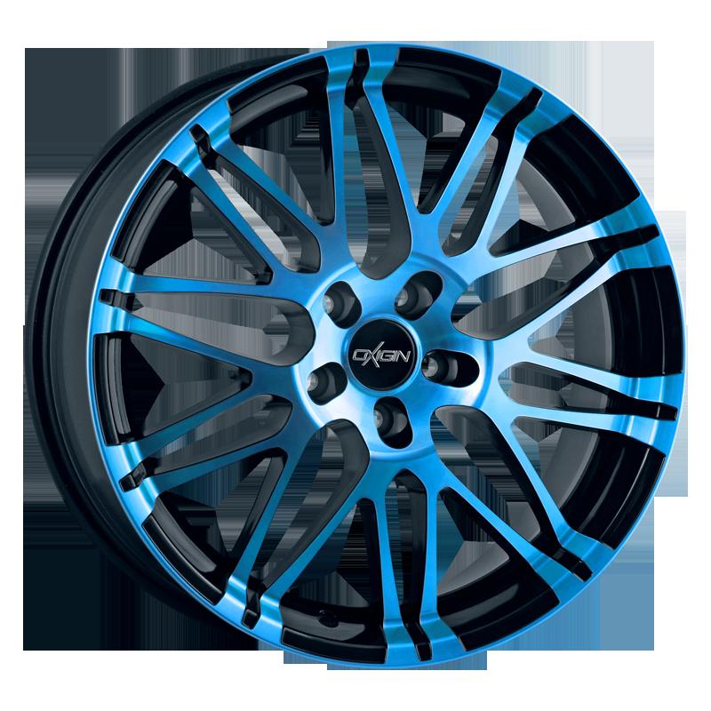Oxigin 14 Oxrock light blue polish