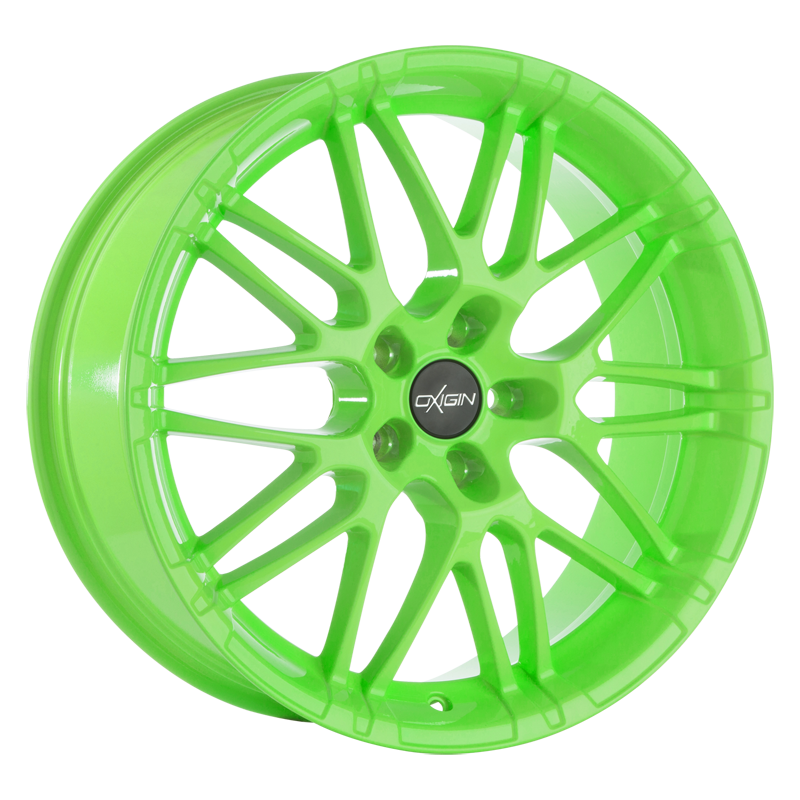 Oxigin 14 Oxrock neon green