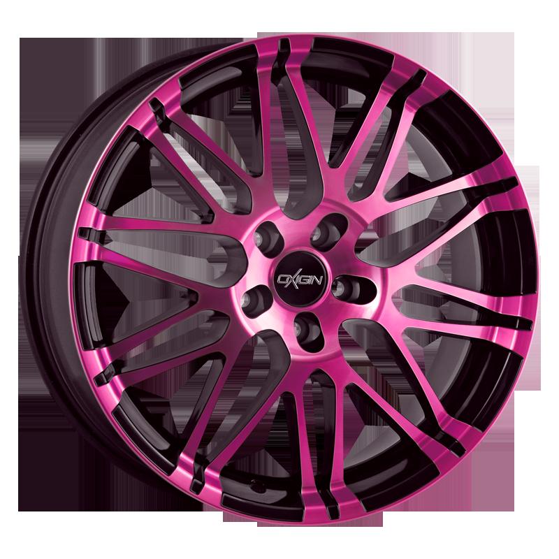 Oxigin 14 Oxrock pink polish