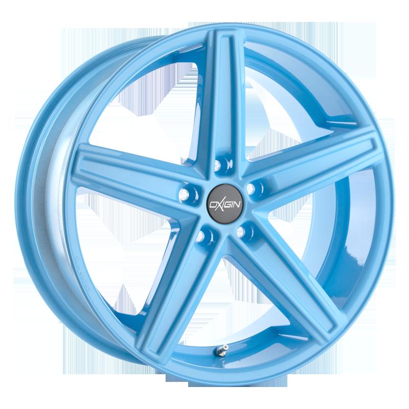 Oxigin 18 Concave neon blue