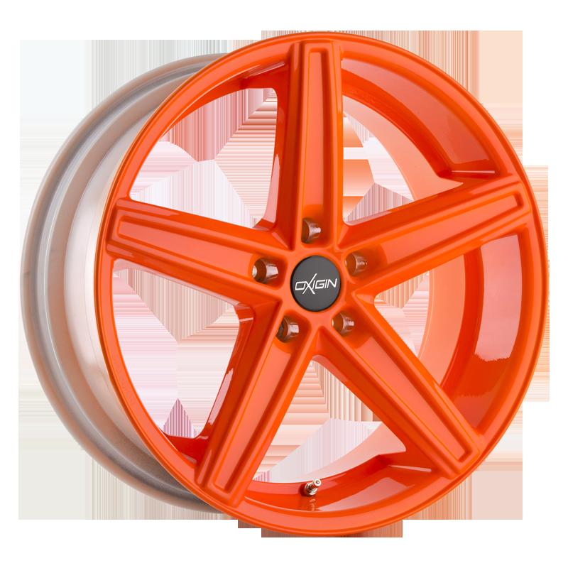 Oxigin 19 Oxspoke neon orange