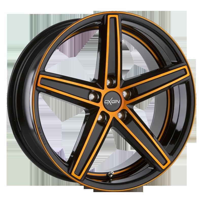 Oxigin 18 Concave orange polish