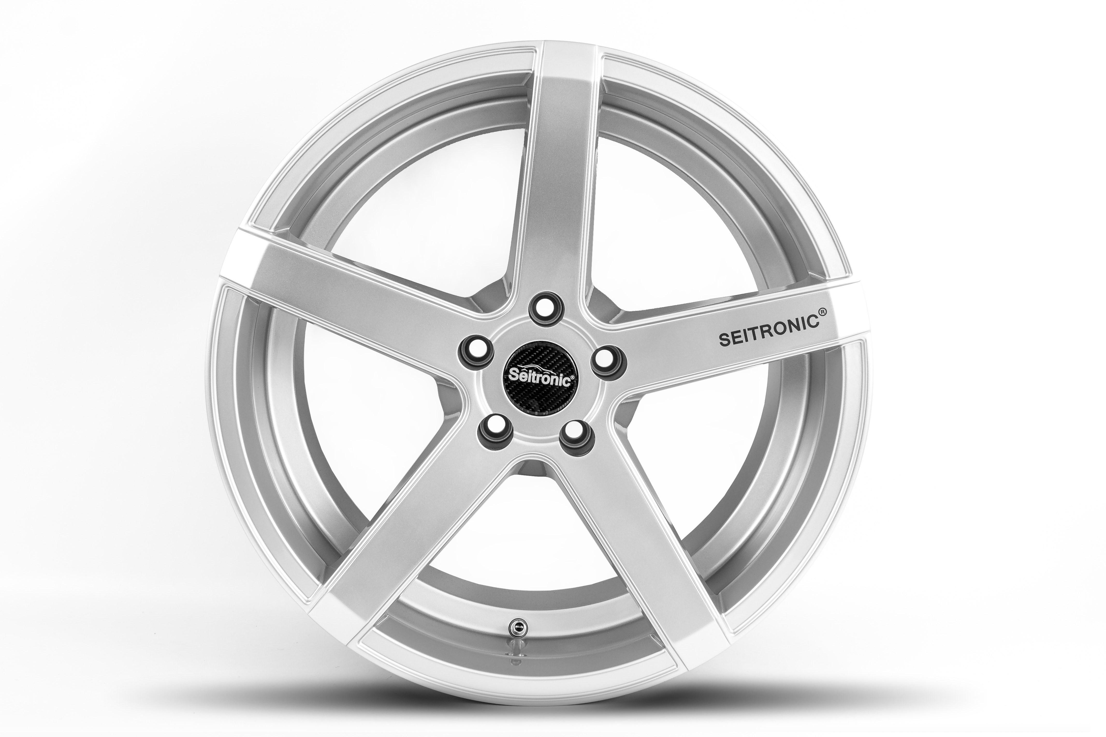 Seitronic RP6 Hyper Silver