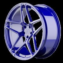 6sixty Emblem liquid blue