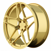 6sixty Emblem liquid gold