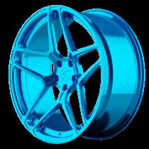 6sixty Emblem sky blue