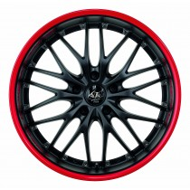 Barracuda Voltec T6 schwarz rot