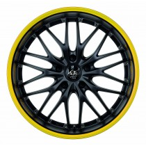 Barracuda Voltec T6 SUV black yellow