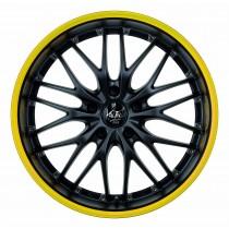 Barracuda Voltec T6 schwarz gelb
