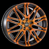 Oxigin 14 Oxrock orange polish Matt