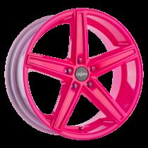 Oxigin 18 Concave neon pink
