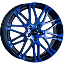Oxigin 14 Oxrock blue polish Matt