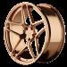 6sixty Emblem bronze