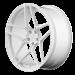 6sixty Emblem white