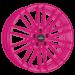Oxigin 19 Oxspoke neon pink